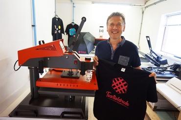 Textieldruk Ruurlo officieel geopend