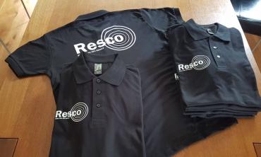 Nieuwe kleding voor Nedap, Resco en ZorgDetail