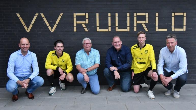 Textieldruk Ruurlo nieuwe hoofdsponsor VV Ruurlo